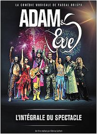 Cover Musical - Adam & Eve - L'intégrale du spectacle [DVD]